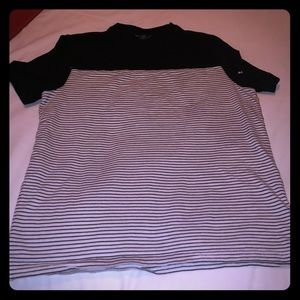 """A stripped down shirt for a good medium to small"""""""""""